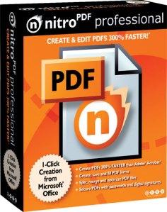Nitro PDF Professional 6.2.1.10 | 8D Share Free